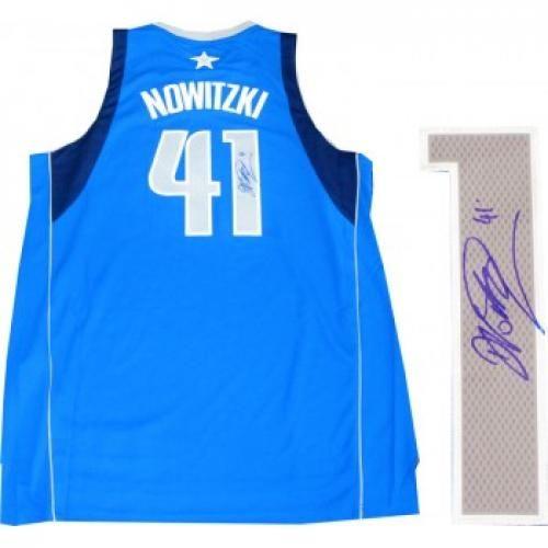 b3a996865 Dirk Nowitzki Signed Jersey SportsMemorabilia DallasMavericks Dirk Nowitzki  Framed Jersey Signed JSA COA Autographed ...