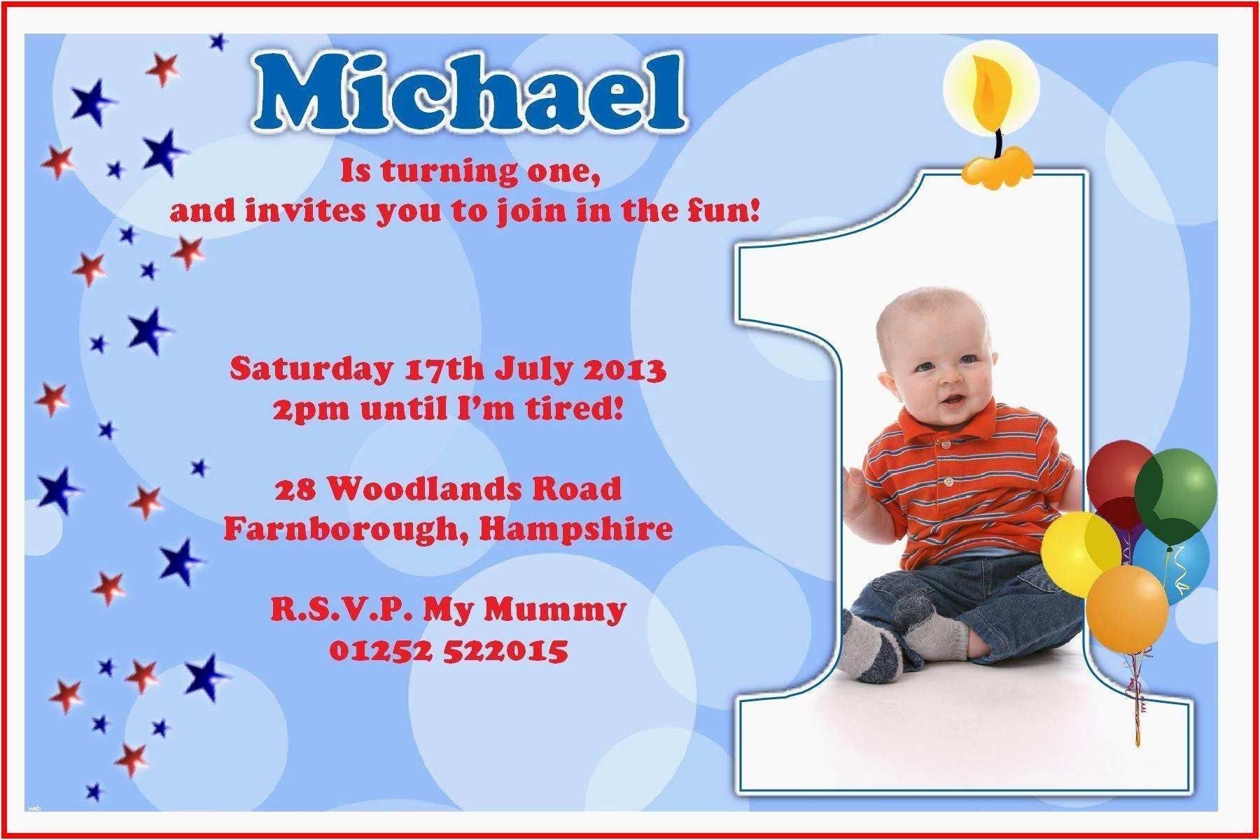 birthday party invitation wording india