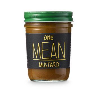one mean mustard