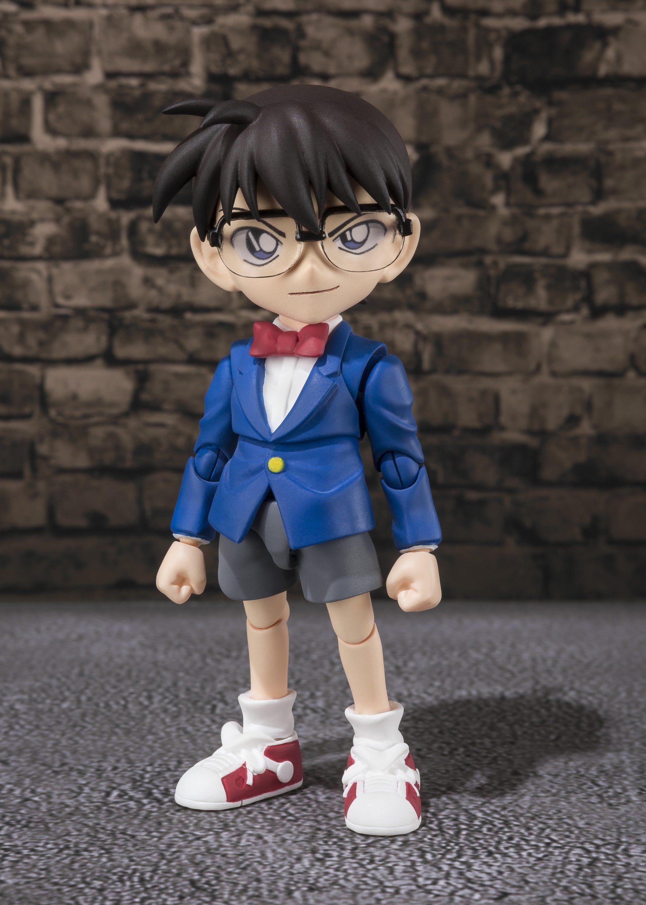 Detective Conan Edogawa S.H. Figuarts - Case Closed | Conan ...