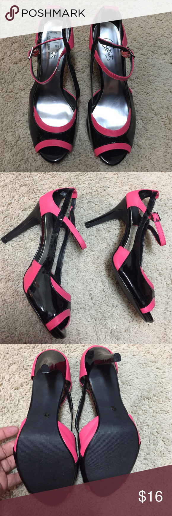 Sexy City Streets Lulu heels for women size 8.5 M Used ones in great condition. Feel free to ask me any questions that you might have also bundle your favorite items to maximize your savings ❌No trades ❌‼️‼️‼️ City Streets Shoes Heels