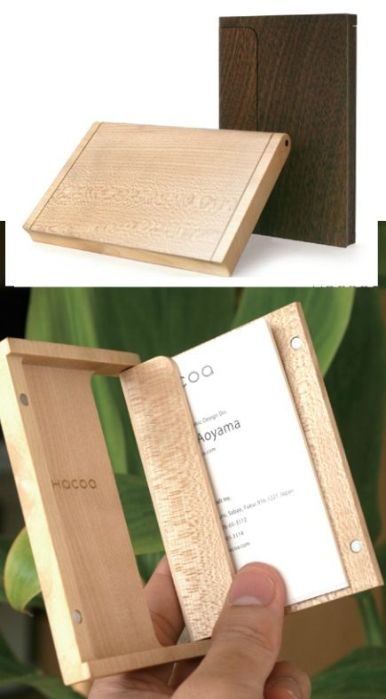 Wooden business card holder wood frame sunglasses pinterest wooden business card holder colourmoves