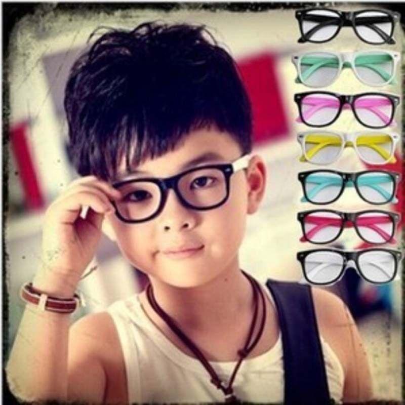Popular Cute Children Decoration Glasses Frames Baby Kids Eyeglass ...