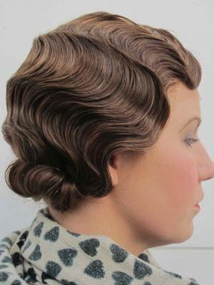 Photos Of Work From Period Hair Courses Hair Pinterest Hair