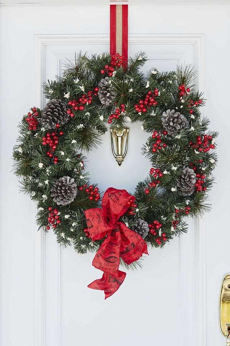 Noël Crafts /& Couronne Making sélection vous choisissez