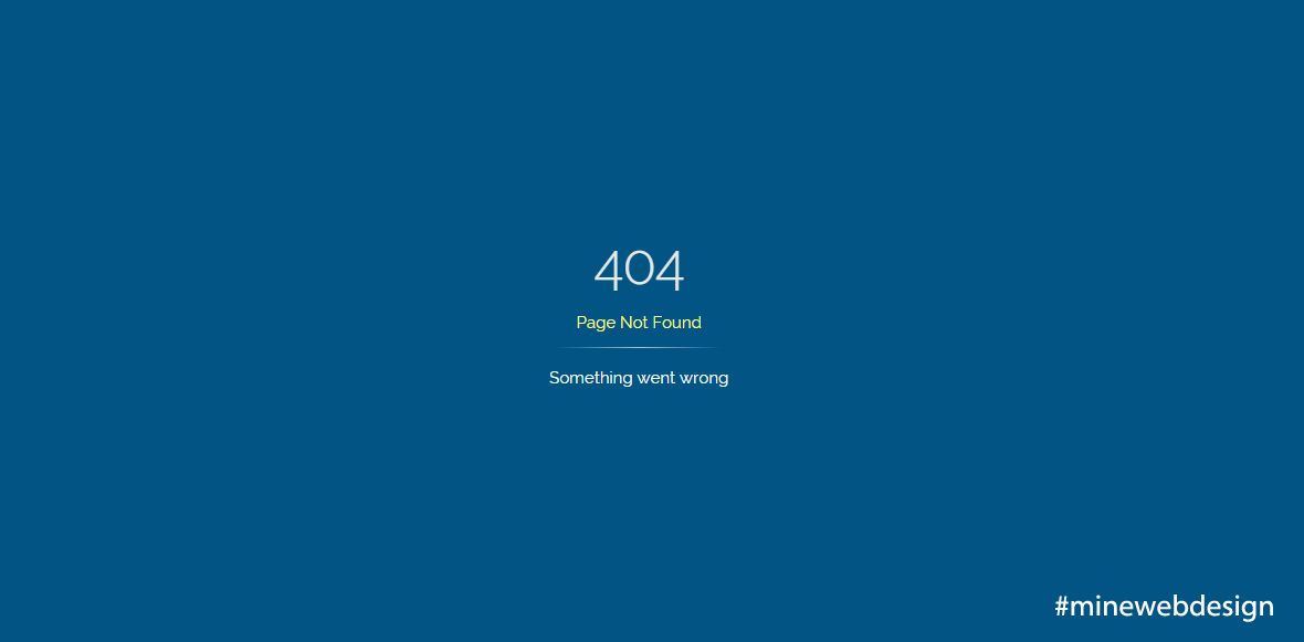404 error page template html5 css3 on behance 404 pinterest