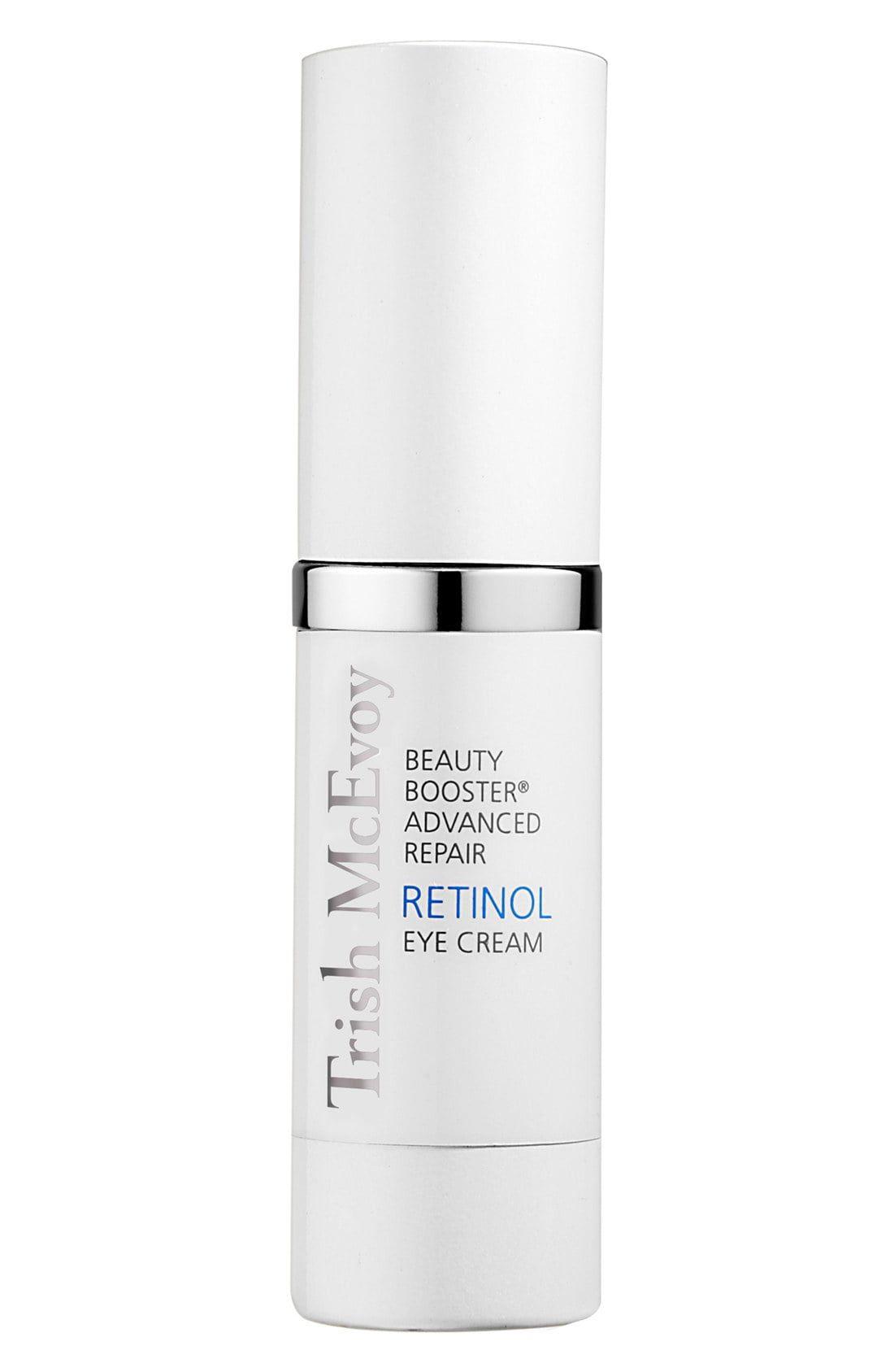 Trish Mcevoy Beauty Booster Retinol Eye Cream Size 0 5 Oz Retinol Eye Cream Eye Cream Skin Care Cream
