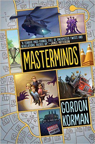 Masterminds: Gordon Korman: 9780062299963: Amazon.com: Books