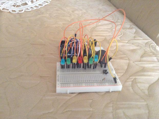 Arduino led mini game pinterest