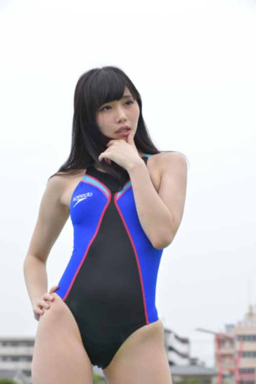 Womens one piece swimsuit fetish
