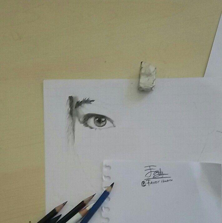 Realistic sketch