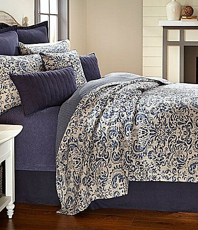 Villa by Noble Excellence Chatham Floral Quilt Mini Set #Dillards ... : dillards quilts - Adamdwight.com
