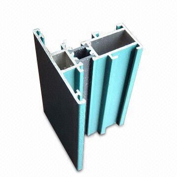 It Is Quite Common For Aluminium Extrusions To Slot Into