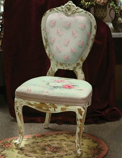SWEETHEART CHAIR @ Victorian Trading Co