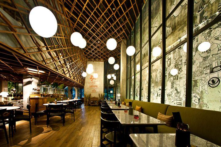 hasil gambar untuk cafe jakarta cafe indonesia pinterest rh uk pinterest com