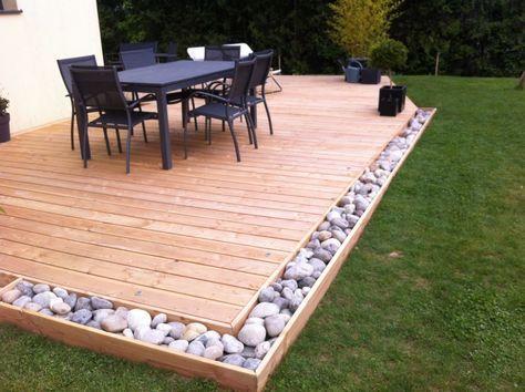 Prix du0027une dalle de béton - prix d une terrasse en beton
