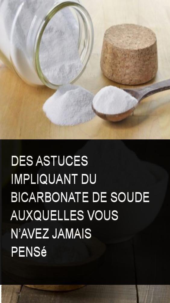 Des astuces impliquant du bicarbonate de soude auxquelles - Nettoyer canape tissu bicarbonate de soude ...
