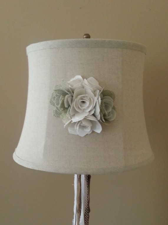 My Fair Lady Lamp by TrouveCreations1 on Etsy, $59.99