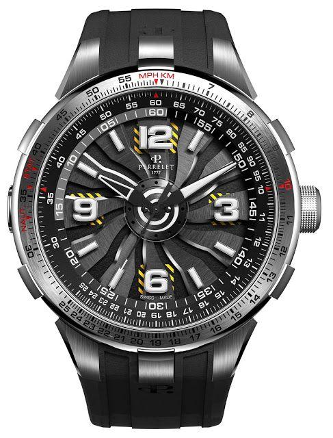 Men's Perrelet Pilot Watch