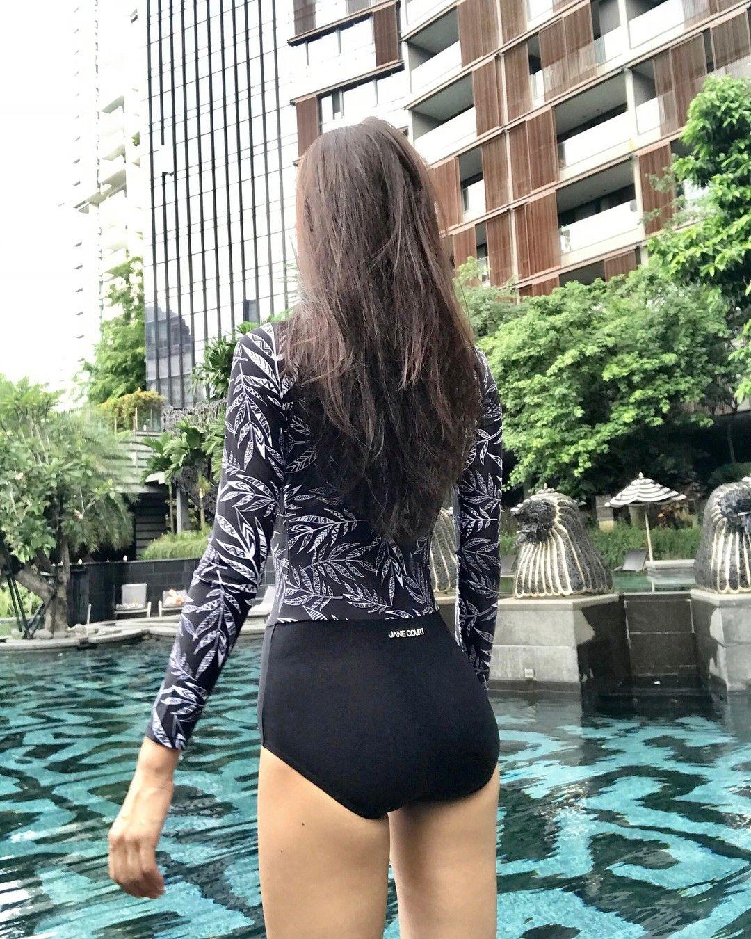Yoon Mi Jin | One piece, Fashion, Swimwear
