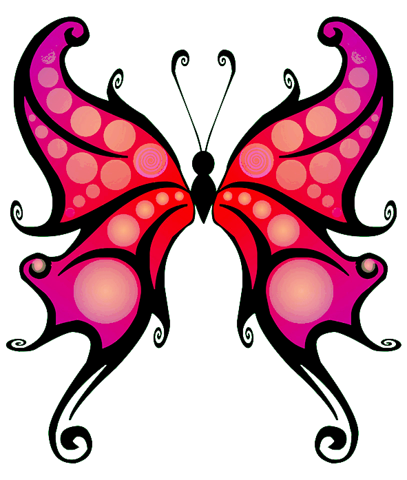butterfly clipart butterfly s pinterest butterfly clip art rh pinterest ca free black and white butterfly clipart images
