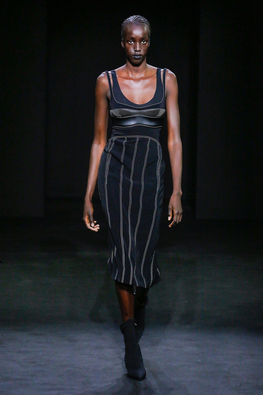 Mugler Spring 2019 Ready-to-Wear Fashion Show