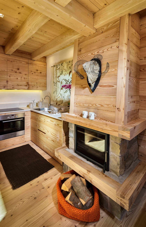 Cucine Per Chalet Di Montagna alessandro zandonella · chalet des alpes | arredamento di