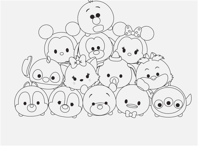 Tsum Tsum Coloring Pages Design Hd Wallpapers Coloring Pages Of
