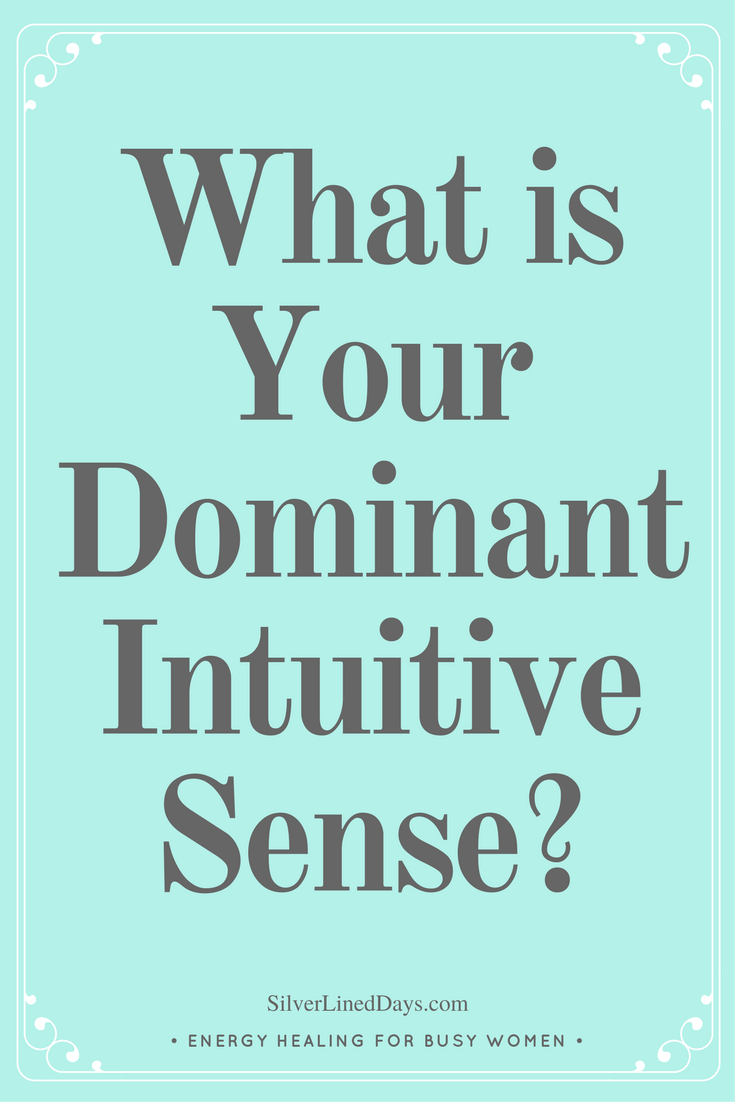 How grow your intuitive abilities