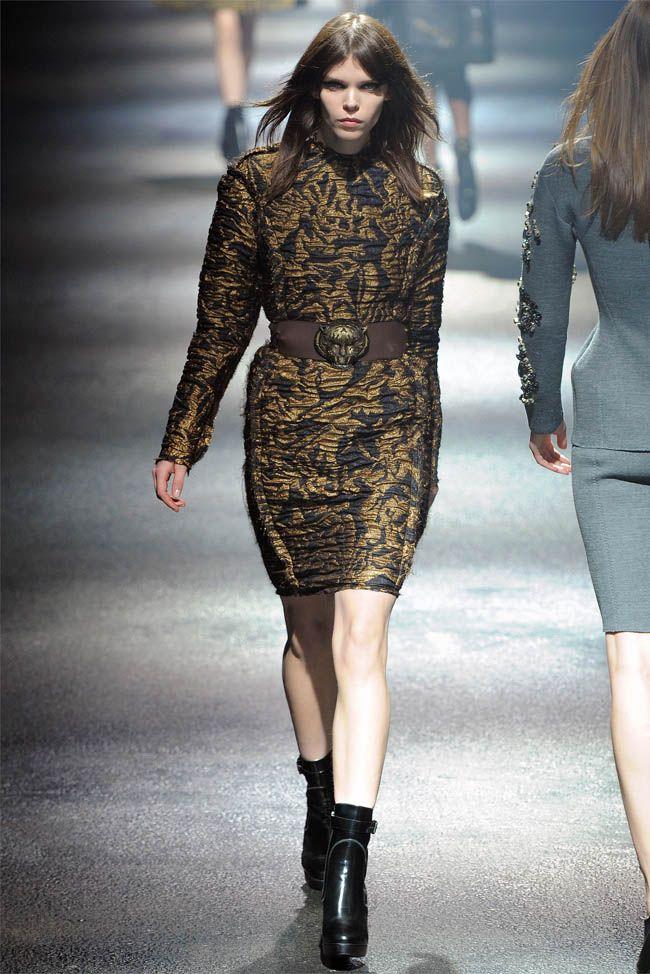 Lanvin Fall 2012 | Paris Fashion Week