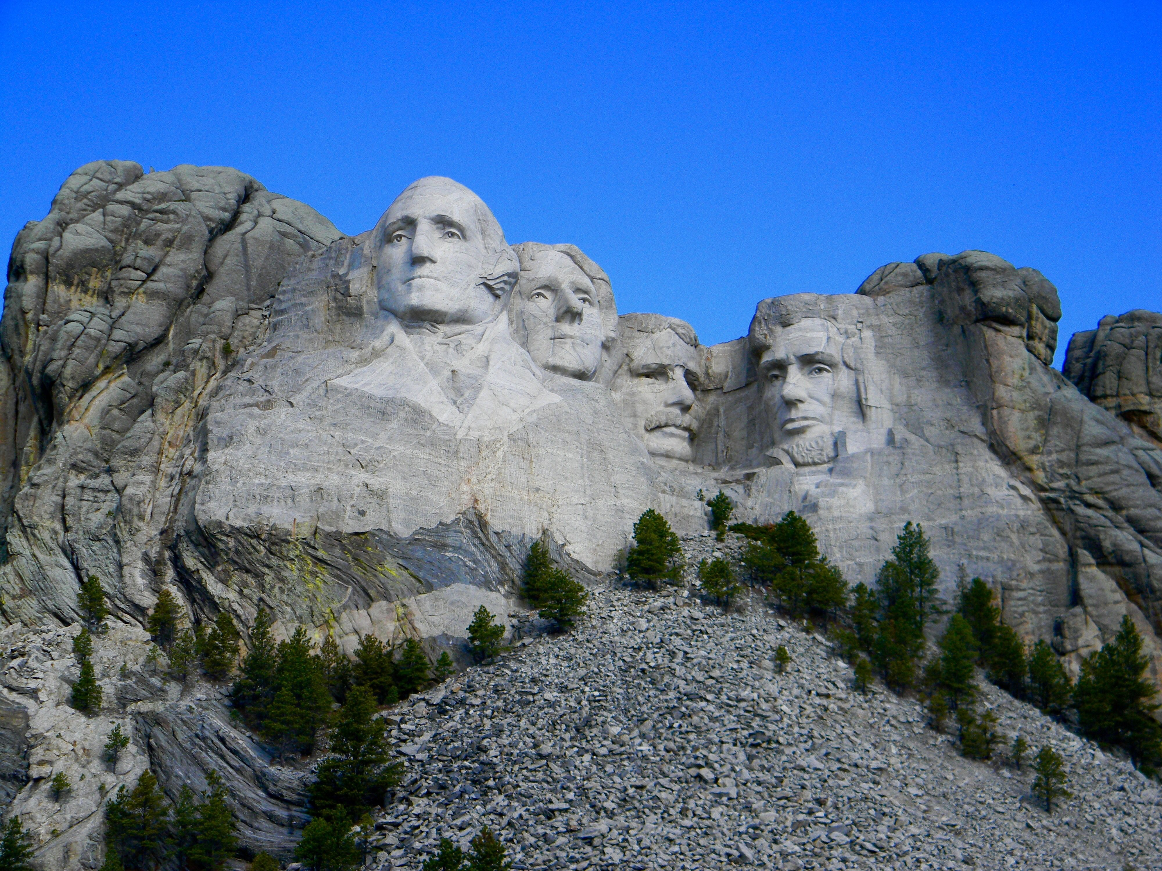Moon Mount Rushmore /& the Black Hills Including the Badlands