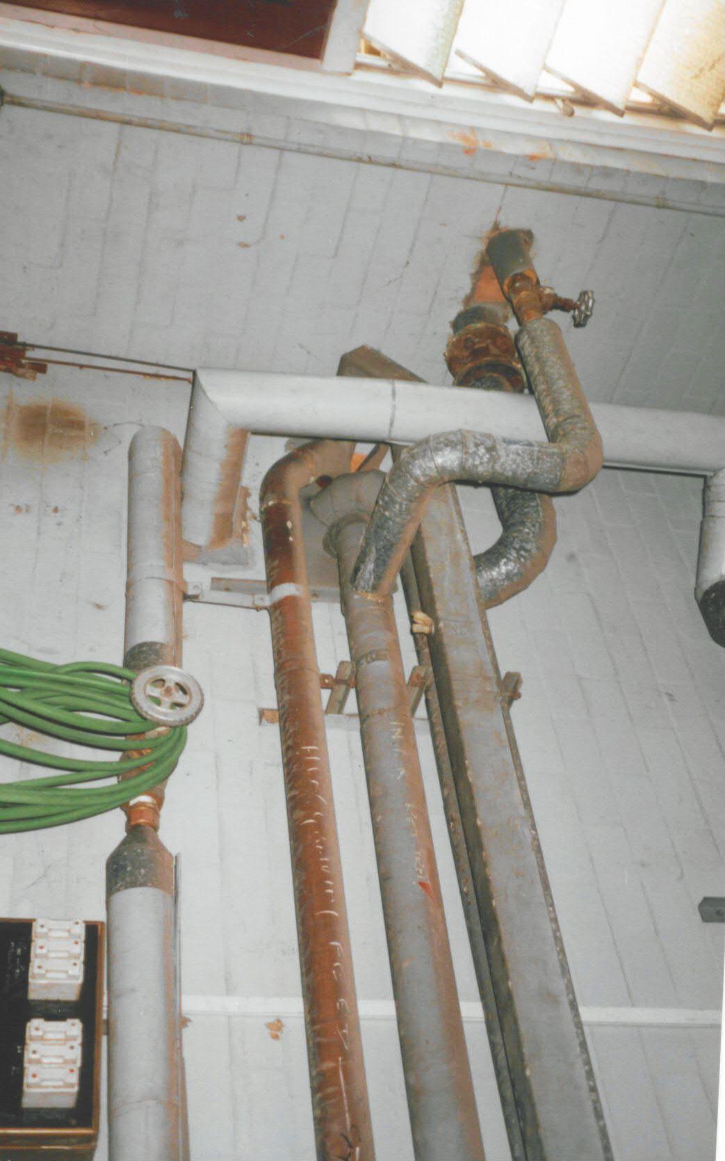 34+ Asbestos in pipes