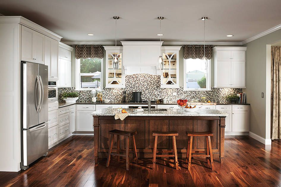 Craftsman Kitchen Design New 25 Stylish Craftsman Kitchen Design Ideas  Kitchens Craftsman Inspiration