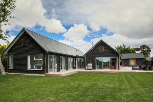 Gable Roof House Nz Google Search Cladding Design