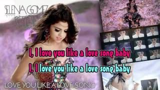 Download Love You Like A Love Song Karaoke Instrumental - Selena Gomez & The Scene MP3. Convert Love You Like A Love Song Karaoke Instrumental - Selena Gomez & The Scene Video to High Quality MP3 for free!