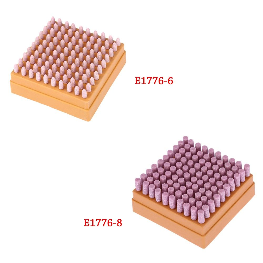 Electric grinding accessories 100pcs abrasive stone points
