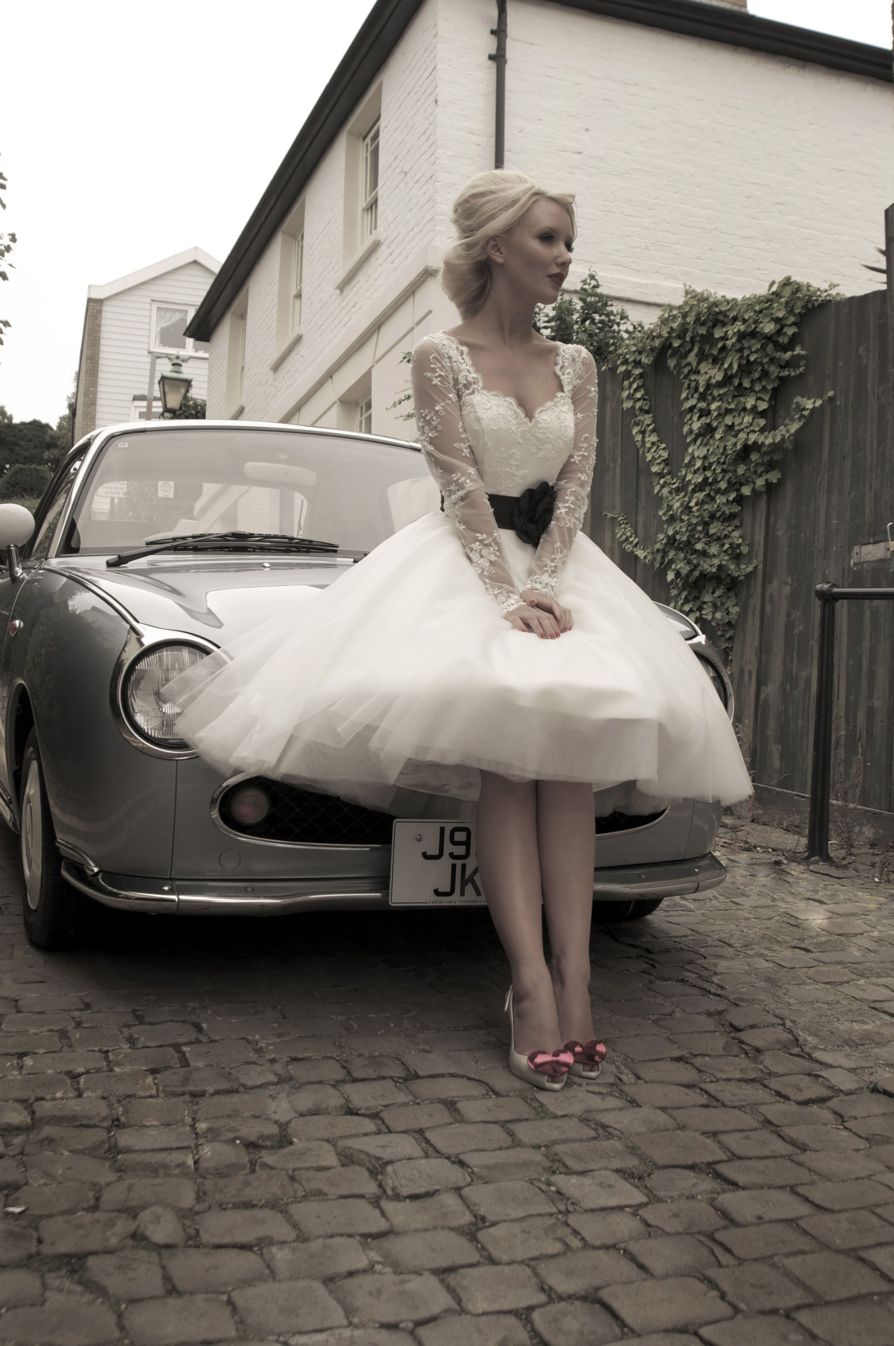 50s Wedding Dress Zara