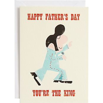 You're the King Father's Day Card