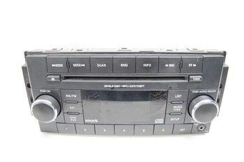 11 12 13 14 CHRYSLER 200 RADIO CD PLAYER OEM