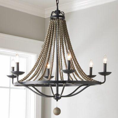 Photo of Charming Beaded Basket Lantern