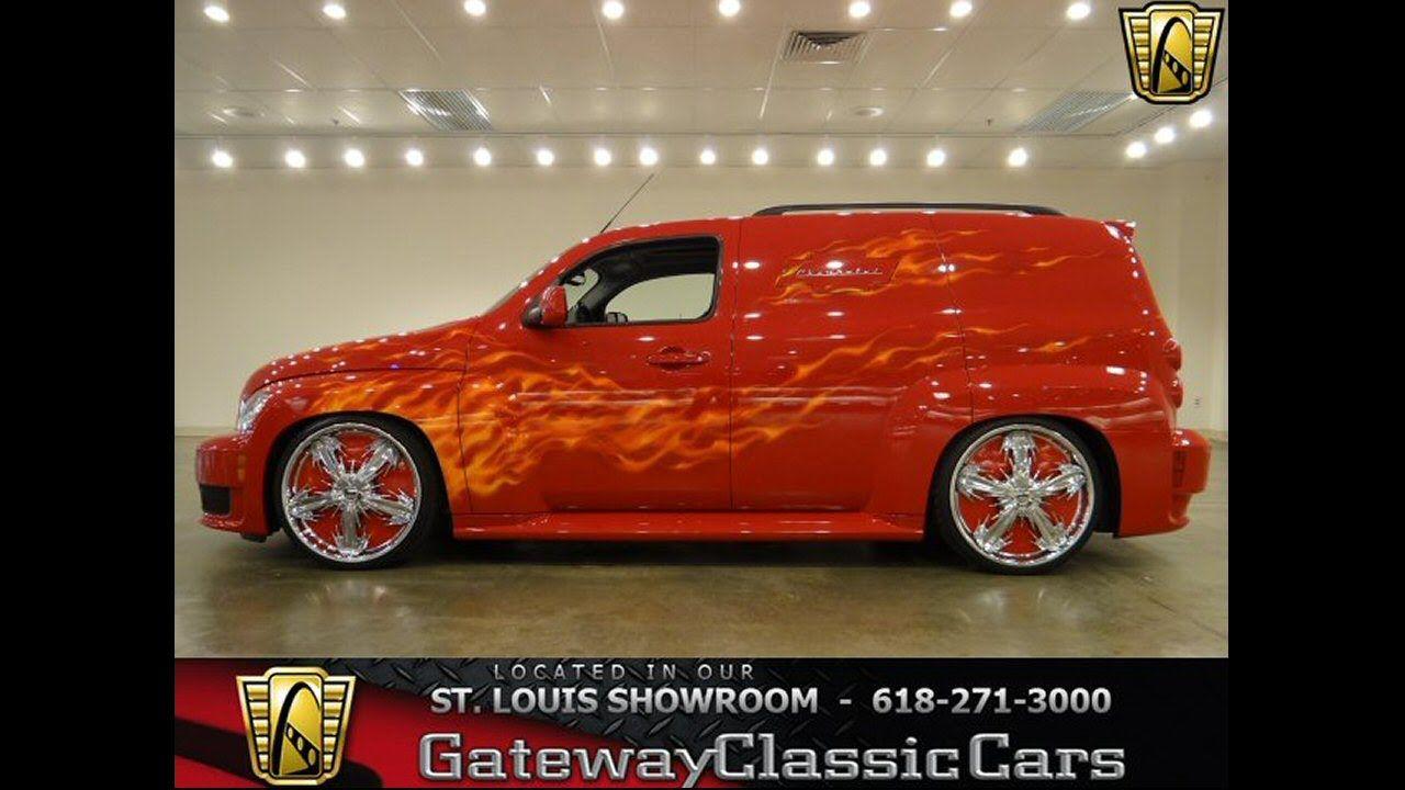 All Chevy 2010 chevy hhr problems : HHR at a car show | Tricked Out HHR's | Pinterest | Chevy hhr ...