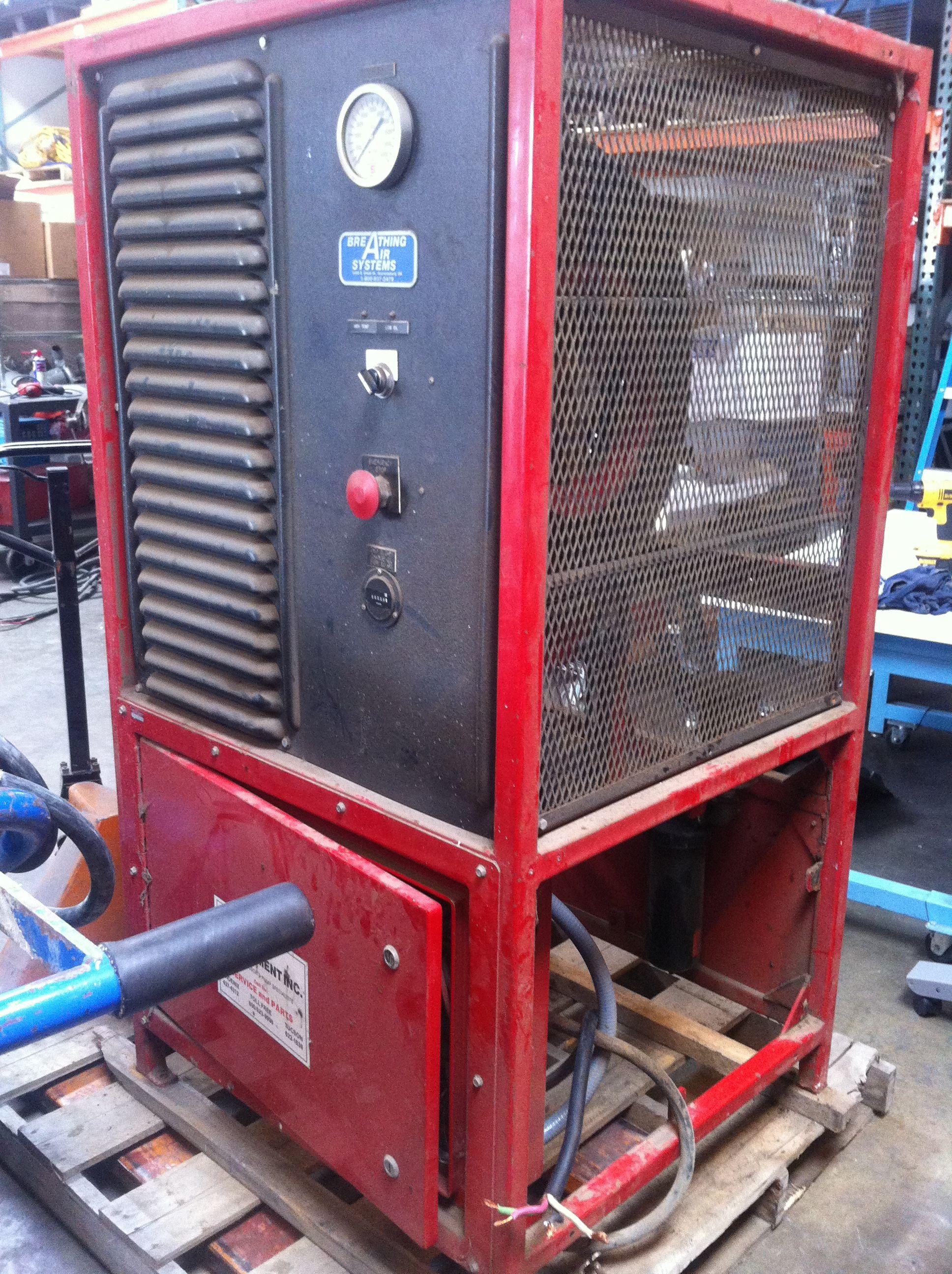 Breathing Air Compressor Air Compressor Box Fan Compressor