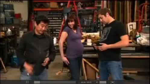 kari byron pregnant Mythbusters