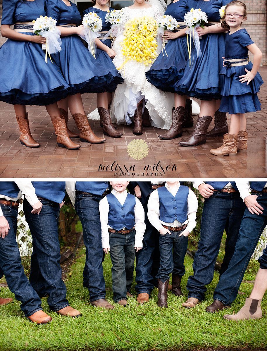 Melissa Wilson Photography Pensacola FL - Rainy day wedding Cowboy ...