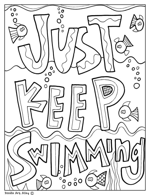 Testing Encouragement - Classroom Doodles | Testing ...