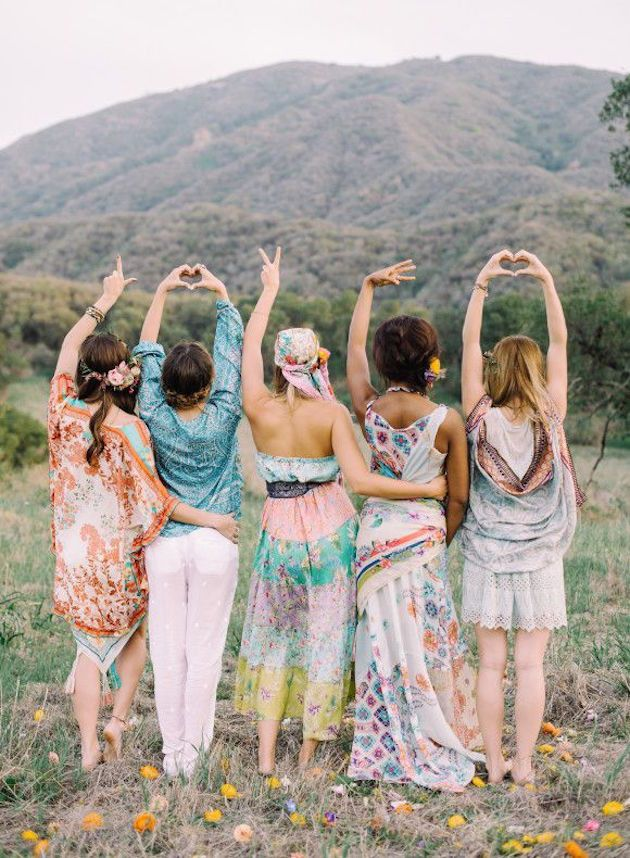 So great to see someone with my same POV | Why Not To Have Bridesmaids | Bridal Musings Wedding Blog