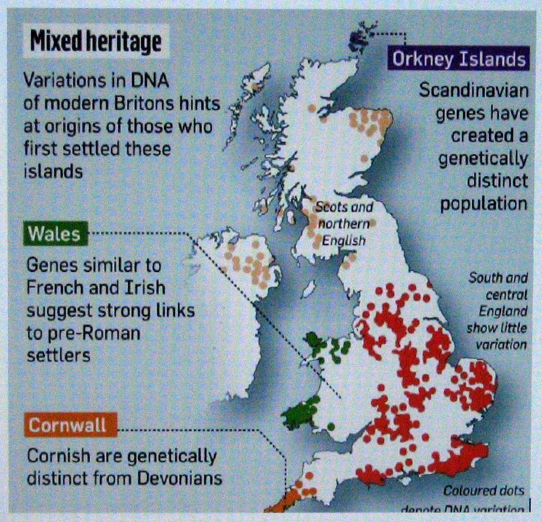 People Of The British Isles Pobi The People Of Wales