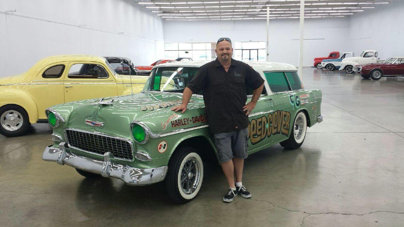 Mike's 4 Speed Clover Monster trucks