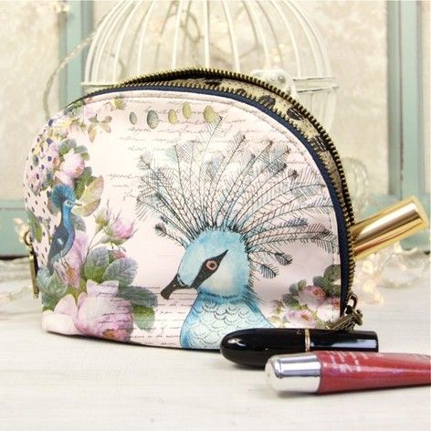 The Aviary Make Up Bag | Disaster designs, Makeup bag ...