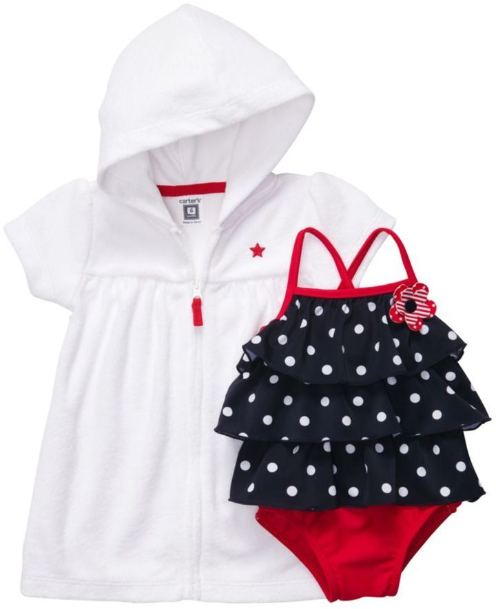 6c1a440bd Kendra's New Bathing suit for the Beach Trip/4th of July | Kiddos ...